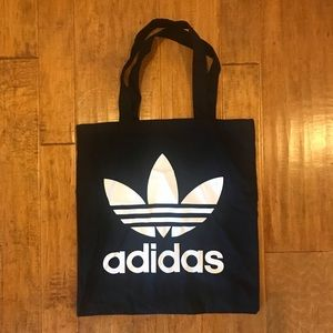Adidas Reusable Canvas Tote Bag